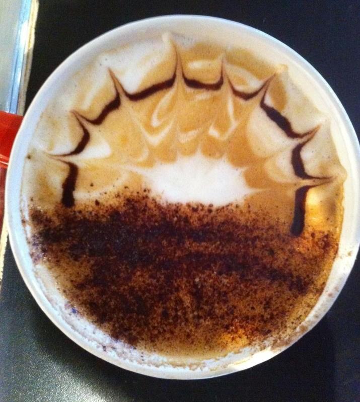 Latte Burleson Texas